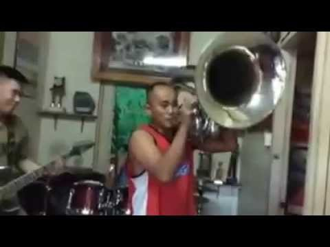 Talk Dirty - Jason Derulo (PHILIPPINE MARINE CORP - Philippine Navy Band Cover)