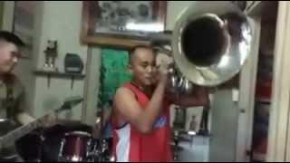 Talk Dirty - Jason Derulo (PHILIPPINE MARINE CORP - Philippine Navy Band Cover)