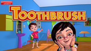 Tooth-Brush Nursery Rhymes for Children