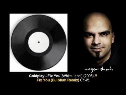 Coldplay - Fix You (DJ Shah Remix)