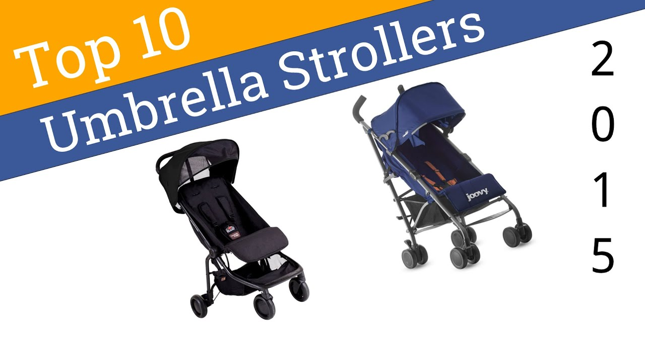 10 Best Umbrella Strollers 2015 - YouTube
