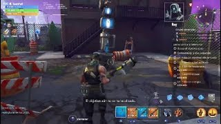 DARK BLUE Missionary, NOT BLACK in SAVE THE WORLD// FORTNITE
