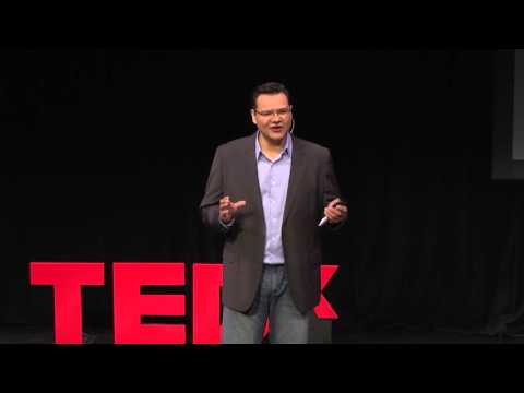 How Technology is Saving Native Tribe Languages | Darrick Baxter | TEDxWinnipeg