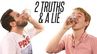 Co-Workers Play Two Truths and a Lie, DRUNK pt. II