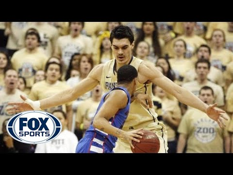 Steven Adams Highlights - Drafted By Oklahoma City Thunder
