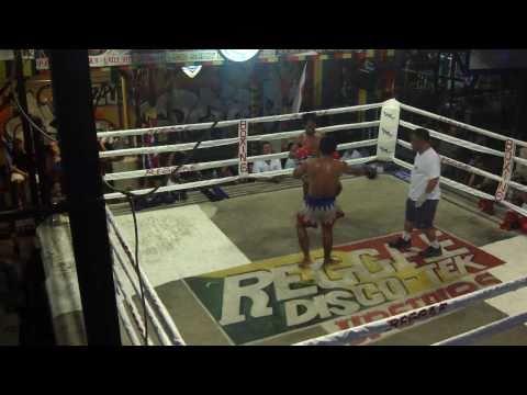 Most Brutal Muay Thai Fight Ever Thailand Round 4