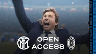 OPEN ACCESS | INTER 4-2 AC MILAN | FOUR-MIDABLE INTER! 🖤💙📹🎉