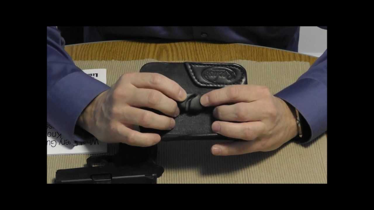 Recluse Pocket Holster Review