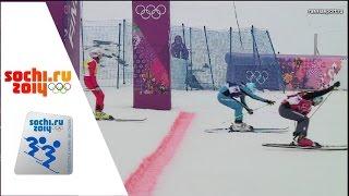 XXII Зимние Олимпийские игры.Ски-кросс.Женщины.Финалы.21.02.2014