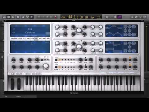 Tone 2 Nemesis- neoFM Softsync