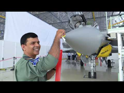 Film Delivery Rafale India - Dassault Aviation