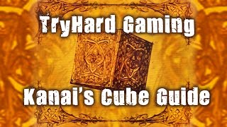 TryHard: Kanai's Cube Guide - Everything You Need To Know