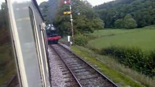 BR Collet 3205 on South Devon Railway