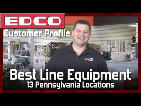 EDCO Customer Profile | Best Line Equipment