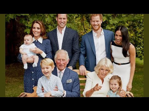 REVIEW Of NEW Photographs Released Of Prince Charles & Dynasty - Mark 70th Birtay