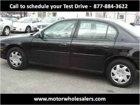 2003 Chevrolet Malibu available from Cars and Credit