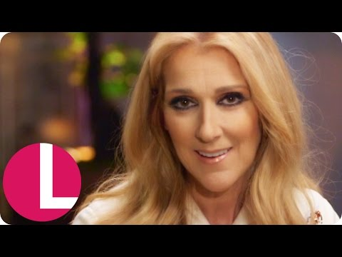 Celine Dion Sings to Adele and Opens Up About Losing Her Husband (Extended Interview)   Lorraine