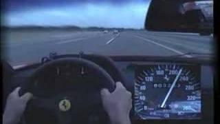 Ferrari F40 体感300km走行