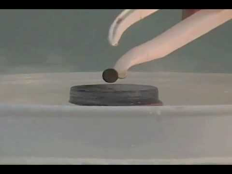 Physics Demo -- Superconductor
