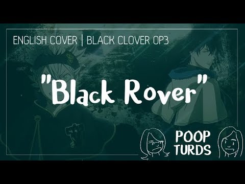 Black Rover | English Cover | Black Clover OP3
