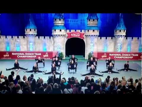 Peters Township Dance Team -Small Varsity Hip Hop -Nationals 2013