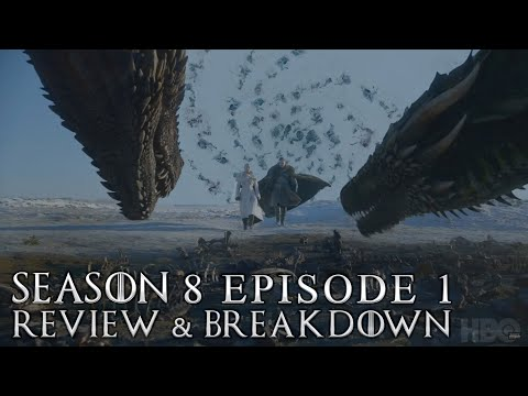 Game of Thrones Season 8 Episode 1 Review and Breakdown