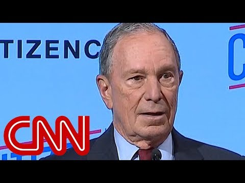 Michael Bloomberg calls for end of divisiveness | CITIZEN by CNN