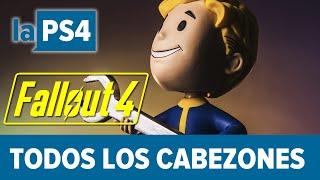 Fallout 4: Todos los Cabezones, All Bobblehead Locations