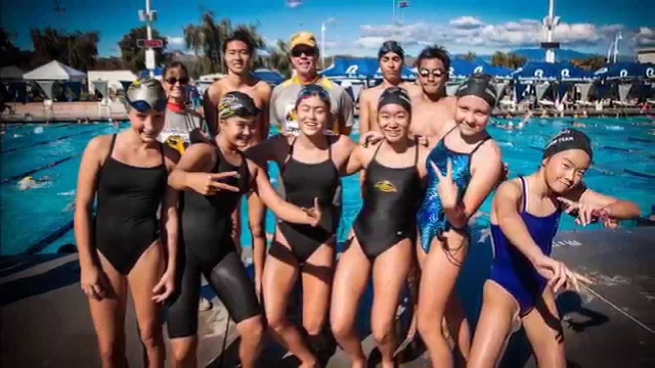 usry swim meet 2014