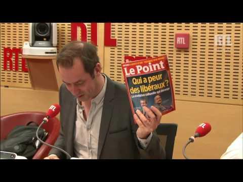 La revue de presse de Tanguy Pastureau du 27 mai 2016 - RTL - RTL