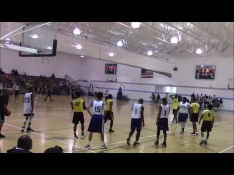 West Michigan Elite vs  Oakland County Ballers 22 Apr 2017
