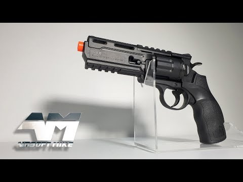 ELITE FORCE H8R REVOLVER / Airsoft Unboxing