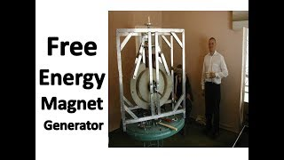 Free Energy Generator Magnet | New Free Energy | Producing Free Electricity