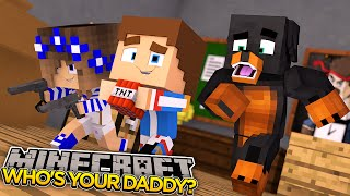 WHO'S YOUR DADDY?  BABY'S WRECK MY PALACE!! - Minecraft - Little Donny Adventure.