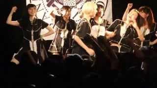 BiS 2014/06/30 歩行者天国の雑踏で叫んでみたかったんだ (M6) @ 札幌Bessie Hall