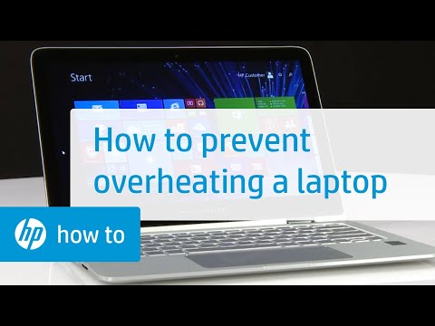 Reducing Heat Inside Your Notebook to Prevent Overheating | HP Notebooks | HP