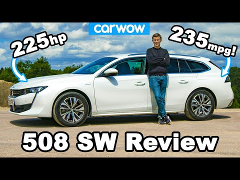Peugeot 508 SW Estate 2021 in-depth review