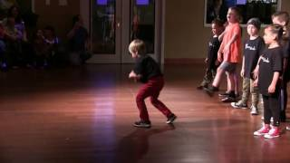 DF Dance - Kids Break Dance Class