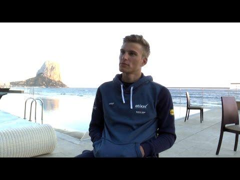 Entrevista a Marcel Kittel / Marcel Kittel (Etixx - Quick Step) Interview