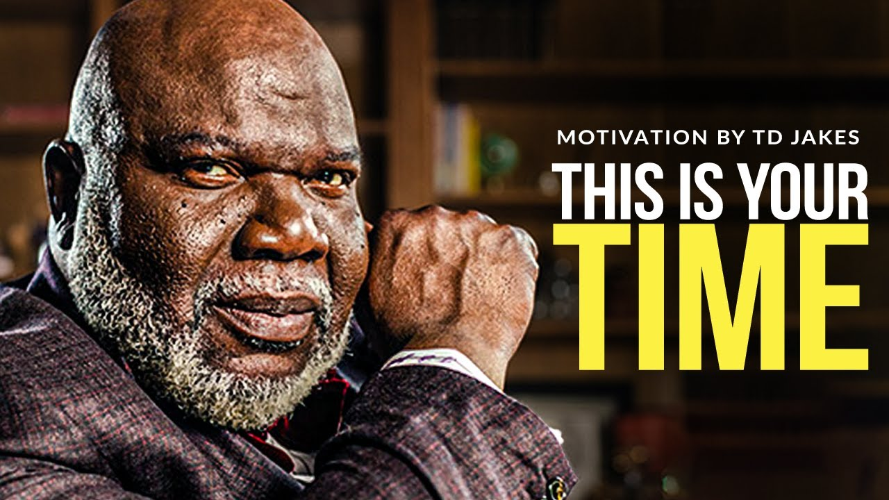 Download T.D. Jakes Speech Will Leave You SPEECHLESS | One of the Most Eye Opening Motivational Speeches Ever