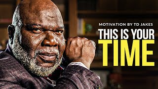 T.D. Jakes Speech Will Leave You SPEECHLESS | One of the Most Eye Opening Motivational Speeches Ever