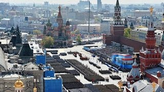 #Victory70: Largest May 9 parade in Russian and Soviet history since WW2 (FULL VIDEO)