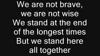 Rise Against: Zero Visibility (Lyrics)