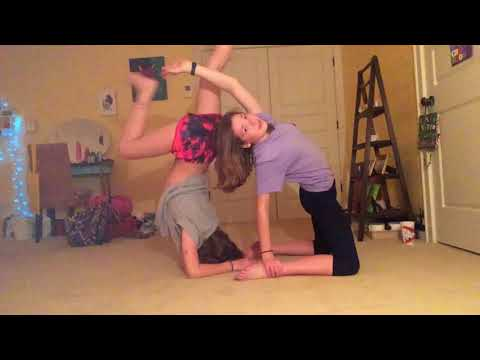 Bestfriends Yoga Challenge!! *Fail*