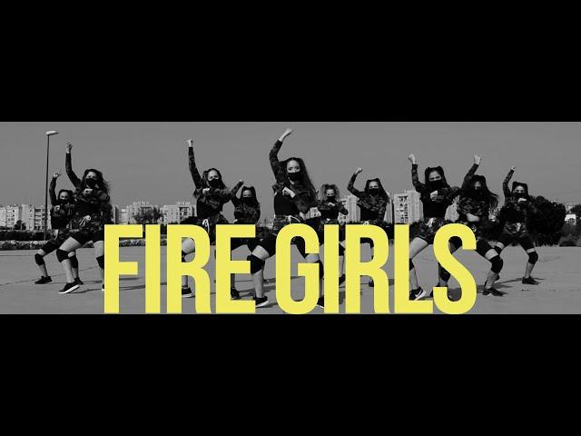 FIRE GIRLS · NEW