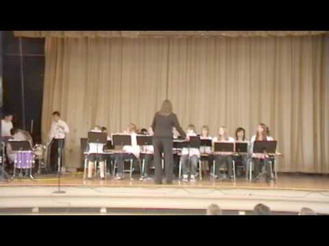 Woodbrook Middle School comes to Greenwood May 2011