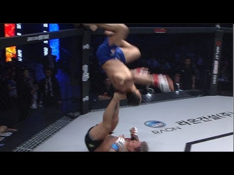 MMA Thug Life Crazest moves in the world 미첼 페레이라 VS 김대성 풀경기 FULL FIGHT