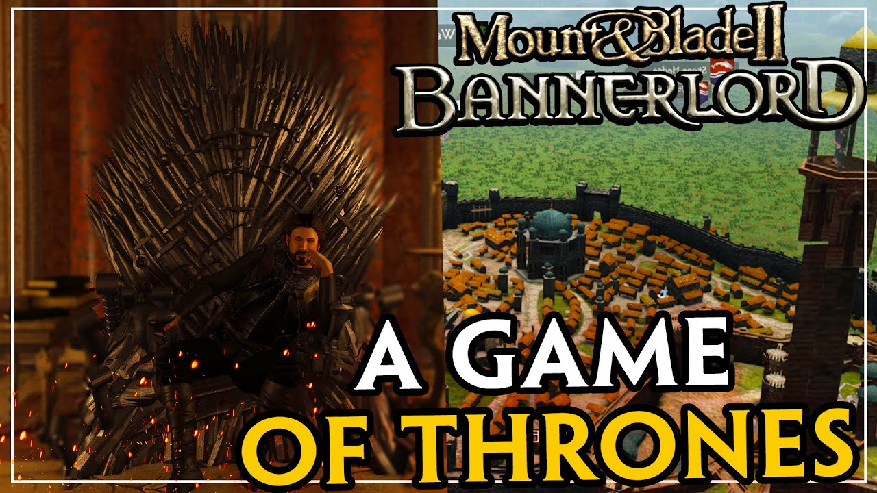 Download The Game Of Thrones Mod Got A Big Update! - Mount And Blade 2 Bannerlord