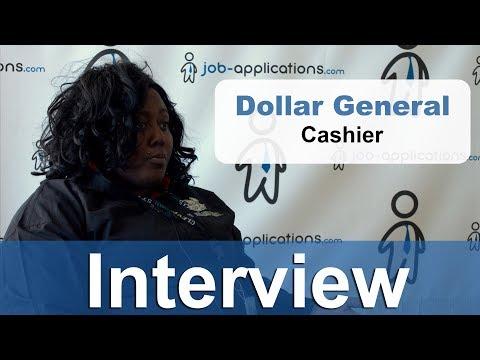 Dollar General Interview - Cashier