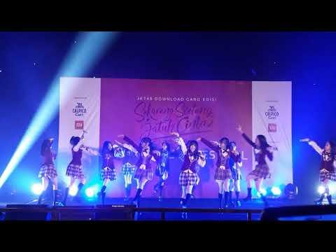 JKT48 Team J - Ima Para [Mini Concert] @ HS Tadaima Renaichuu